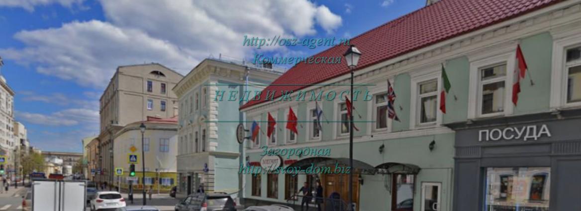 Коммерческая недвижимость в Москвае продажа Коммерческая недвижимость Лазенки 6-я улица